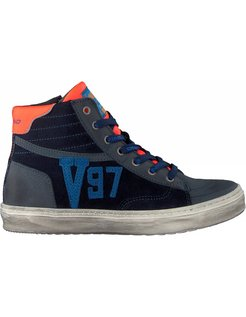 GUUS Mid Sneakers Blue Navy