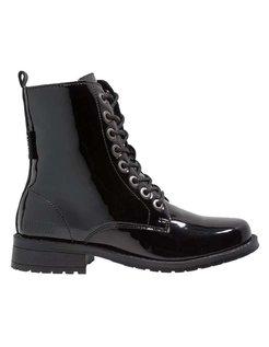 Laura Boots zwart