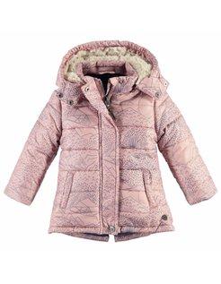 Baby girls jacket Pastel Pink
