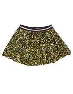 Skirt print YLW