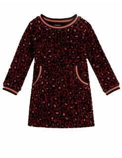 Mona Dress Whisker Rio Red