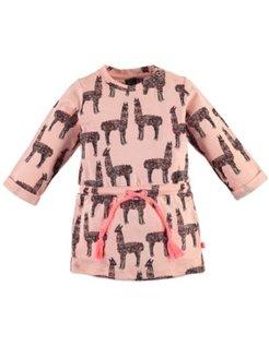 Girls dress Salmon Pink