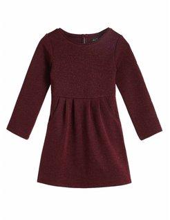 Mona Dress Milano Lurex