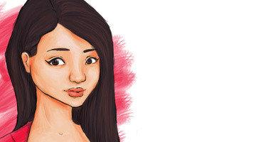 Hautprobleme - Falten