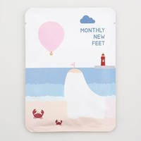 Monthly New Feet Socks Pack - 25g