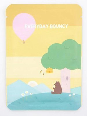 Pack Age Everyday Bouncy Facial Mask (10ea)