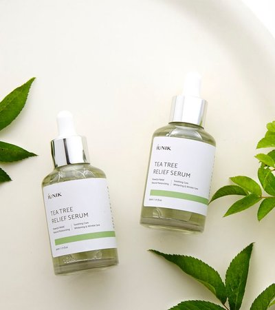 Tea Tree Relief Serum - 50 ml