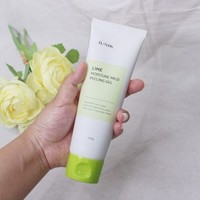 Lime Moisture Mild Peeling Gel - 120 ml