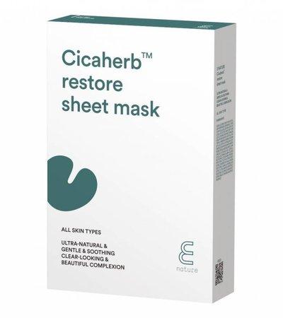 Cicaherb Restore Sheet Mask Pack - 25g (10ea)