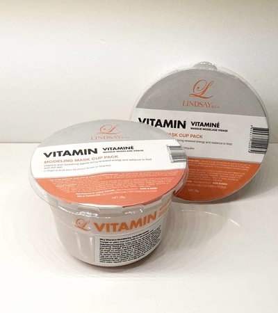 Vitamin Modeling Mask Cup Pack - 28g