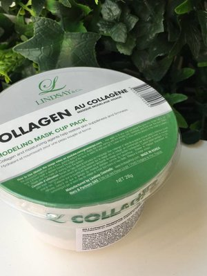 Lindsay Collagen Modeling Mask Cup Pack