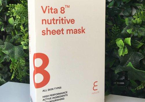 Enature Vita 8 Sheet Mask Pack (10ea)