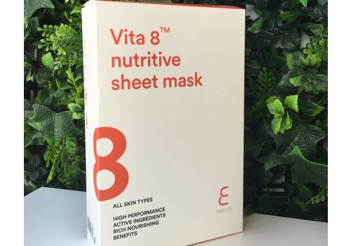 Enature Vita 8 Sheet Mask Pack (10ea)