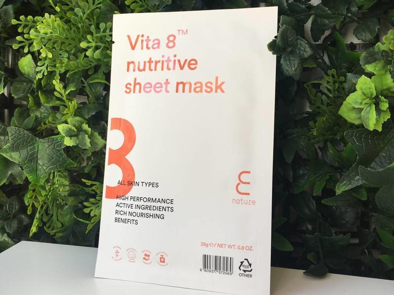 Vita 8 Sheet Mask - 25g