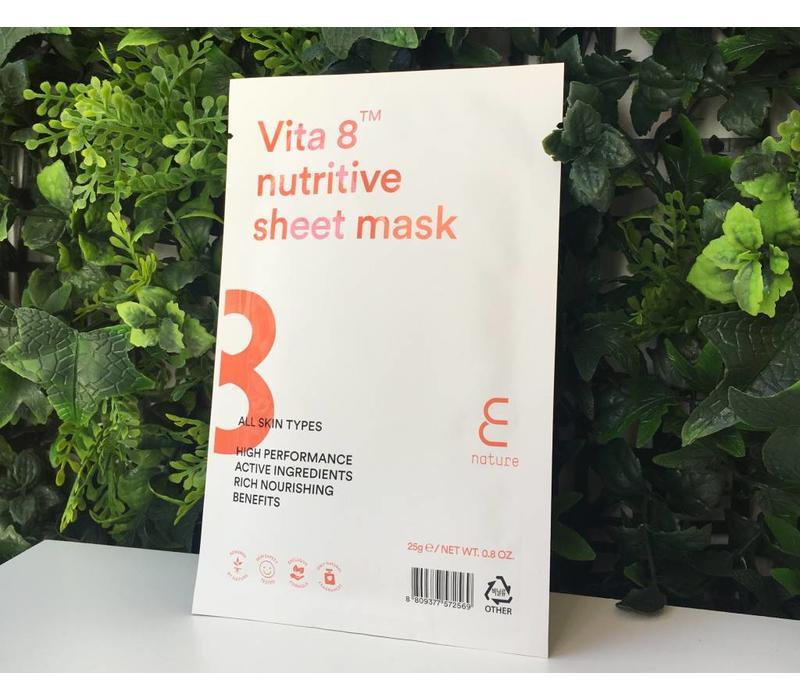 Vita 8 Sheet Mask - 25 ml