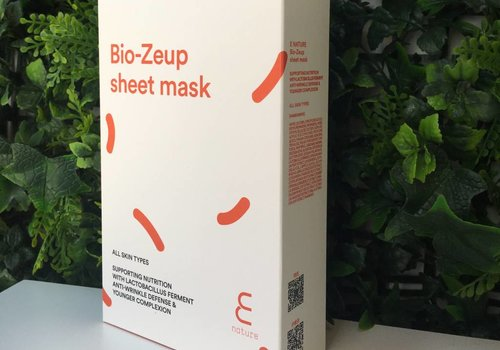 Enature Bio-Zeup Sheet Mask Pack (10ea)