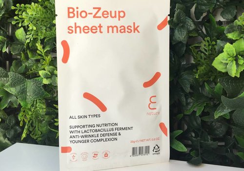 Enature Bio-Zeup Sheet Mask