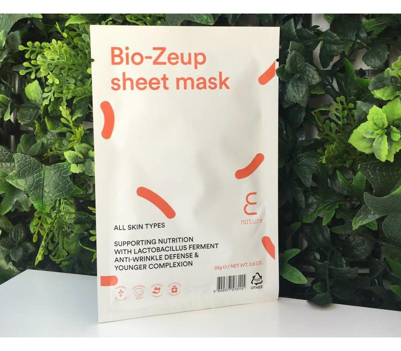 Bio-Zeup Sheet Mask - 25 g