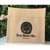 Eco Jute Etui [Basic Beauty Bag]
