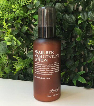 Snail Bee High Content Lotion - 120ml