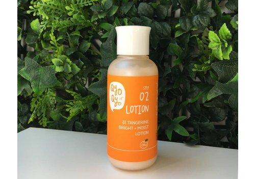 Qyo Qyo Tangerine Bright + Moist STEP 02 Lotion
