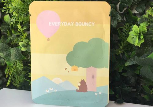 Pack Age Everyday Bouncy Facial Mask