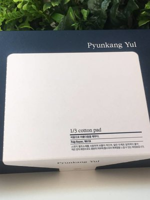 Pyunkang Yul 1/3 Cotton Pad (160ea)
