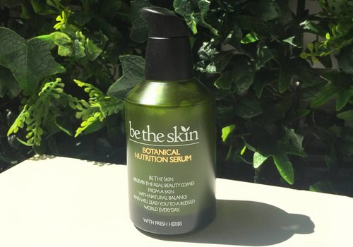 Be The Skin Botanical Nutrition Serum