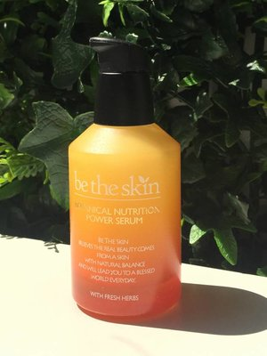 Be The Skin Botanical Nutrition Power Serum