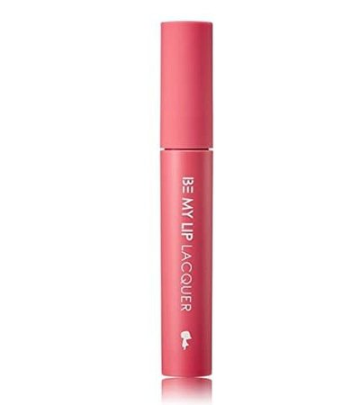 Be My Lip Lacquer 03 Coral Pink - 4g
