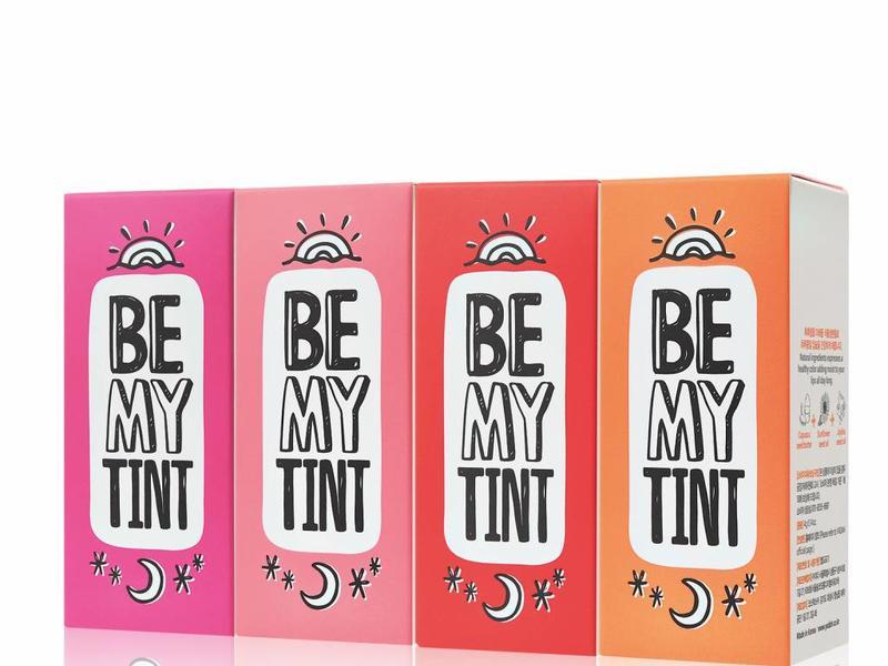 Be My Tint 02 Peach Coral - 4 g