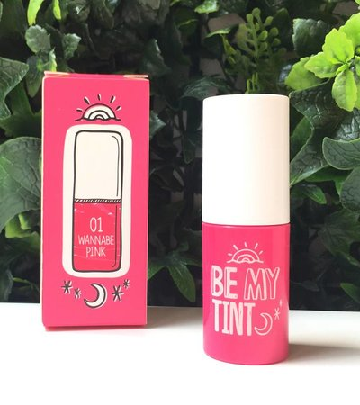 Be My Tint 01 Wannabe Pink - 4g