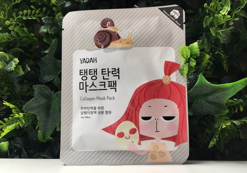 Yadah Collagen Mask Pack