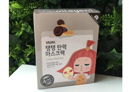 Yadah Collagen Mask Pack (12ea)