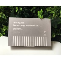 Birch Juice Program Travelkit [3 delig]