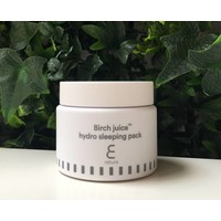 Birch Juice Hydro Sleeping Pack - 75ml