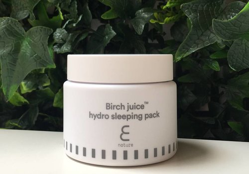 Enature Birch Juice Hydro Sleeping Pack