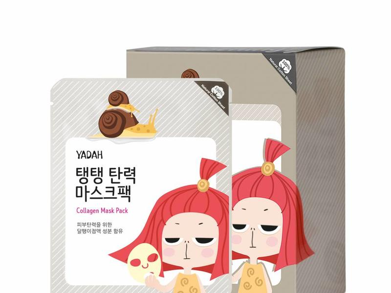 Collagen Mask Pack - 25 g x 12ea