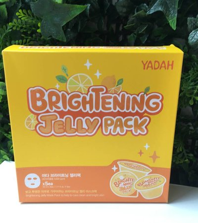 Brightening Jelly Pack - 33 ml (5ea)