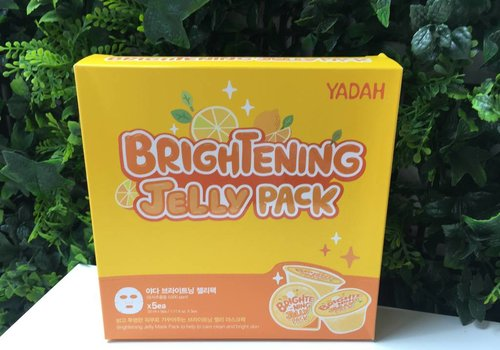 Yadah Brightening Jelly Pack (5ea)