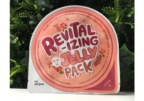 Yadah Revitalizing Jelly Pack
