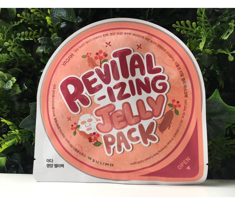 Revitalizing Jelly Pack - 33 ml