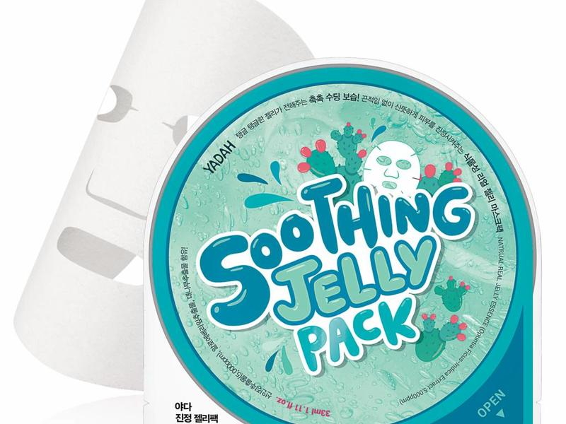 Soothing Jelly Pack - 33 ml