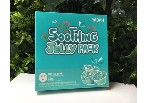 Yadah Soothing Jelly Pack (5ea)