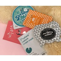 PACK DEALS - Dating - 5 sheet masks
