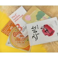 PACK DEALS - Energy - 5 sheet masks