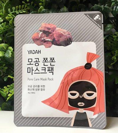 Pore Care Mask Pack - 25 g