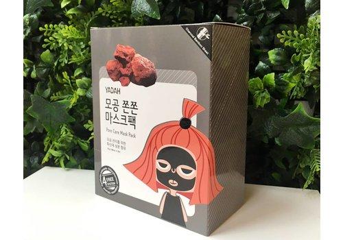 Yadah Pore Care Mask Pack 25 g x 12ea