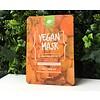 Happy Vegan Brightening Moisture Vegan Mask - 27 ml