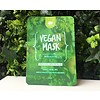 Happy Vegan Madecassoside Relaxing Vegan Mask - 27 ml